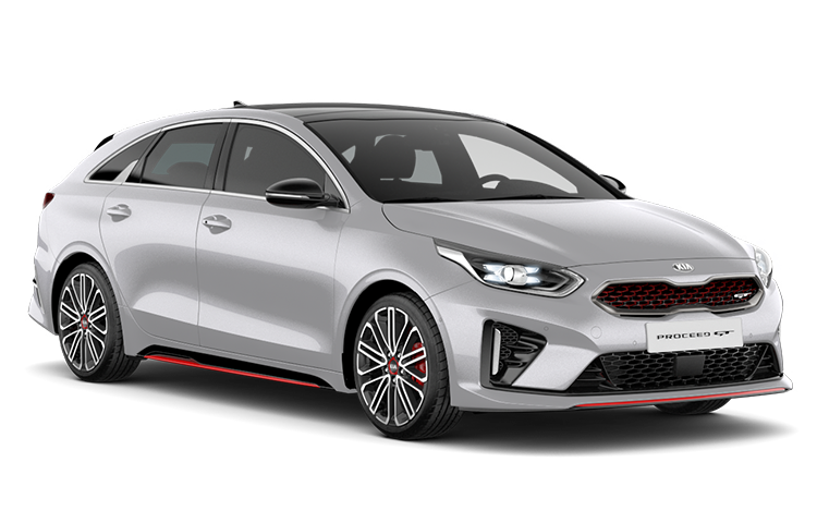 Kia ProCeed GT trim